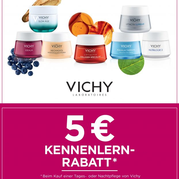 Vichy_AT_5-Euro_Kennenlernrabatt-Aktion_Plakat_Din_A4